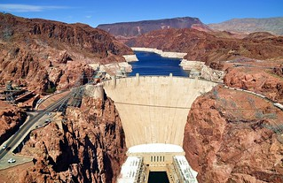 Another View of Hoover Dam from a Shoot a Few Months Back. | by merriewells