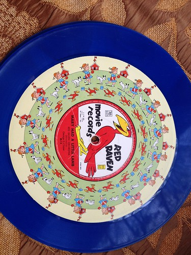Red Raven Magic Mirror & Animated Movie Records | by Rusty Blazenhoff