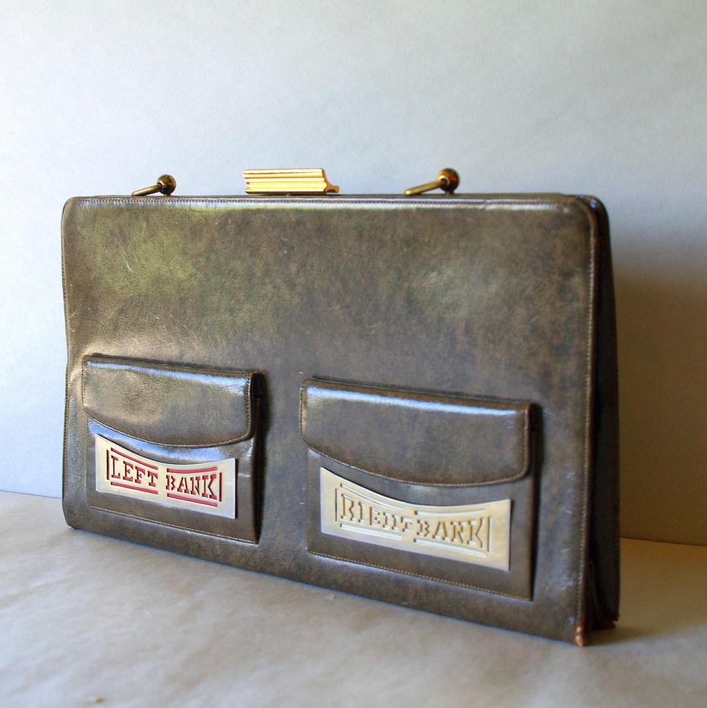 Vintage volte purses 1950 s