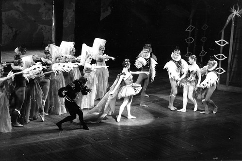 The Sadler's Wells Ballet production of 'The Prince of the Pagodas 1957 © Roger Wood/ROH 1957 | by Royal Opera House Covent Garden