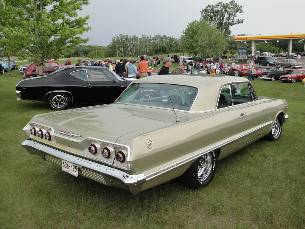 63 Chevrolet Impala Ss A Amp W Country Stop Cruise Night