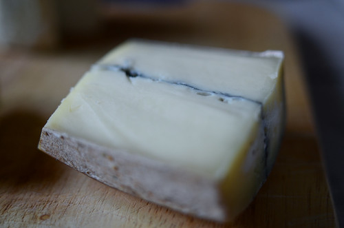 May 5th 2012 - Morbier Cheese | by The Hungry Cyclist