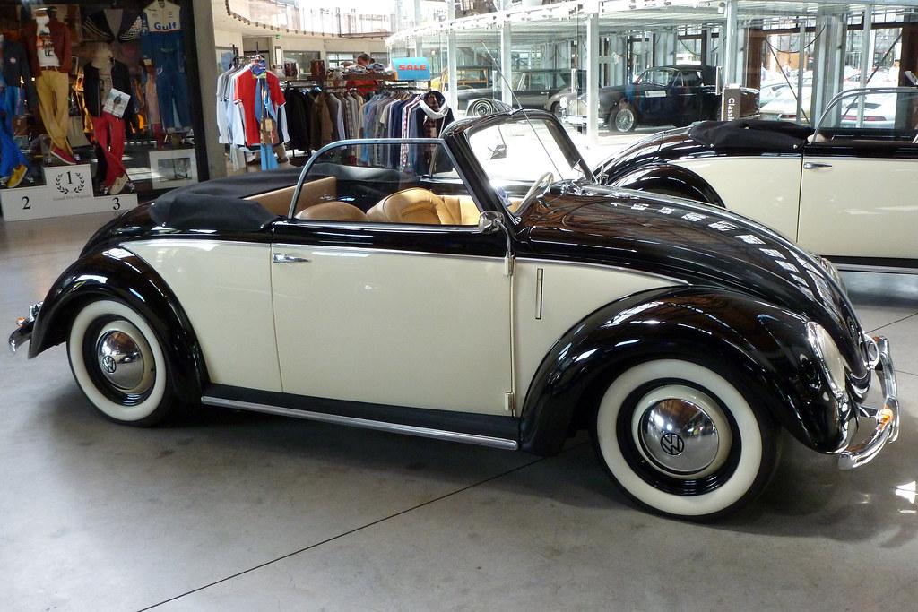 VW Type 14A - Hebmüller Cabriolet | I got my classic Beetle … | Flickr