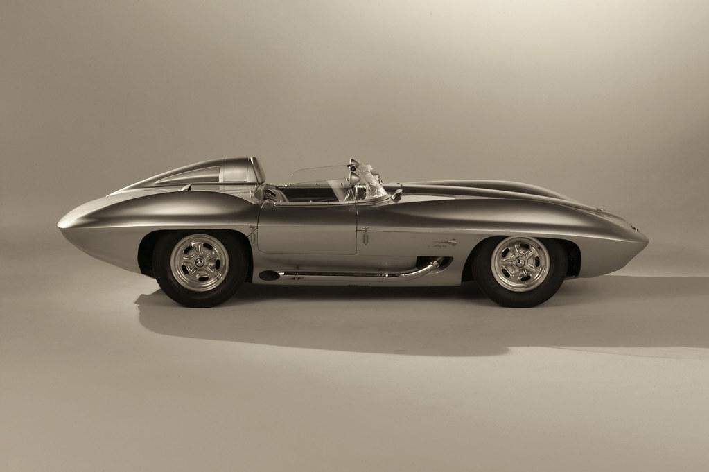 1959 Chevrolet Corvette Stingray Concept 1 Zorly I Flickr