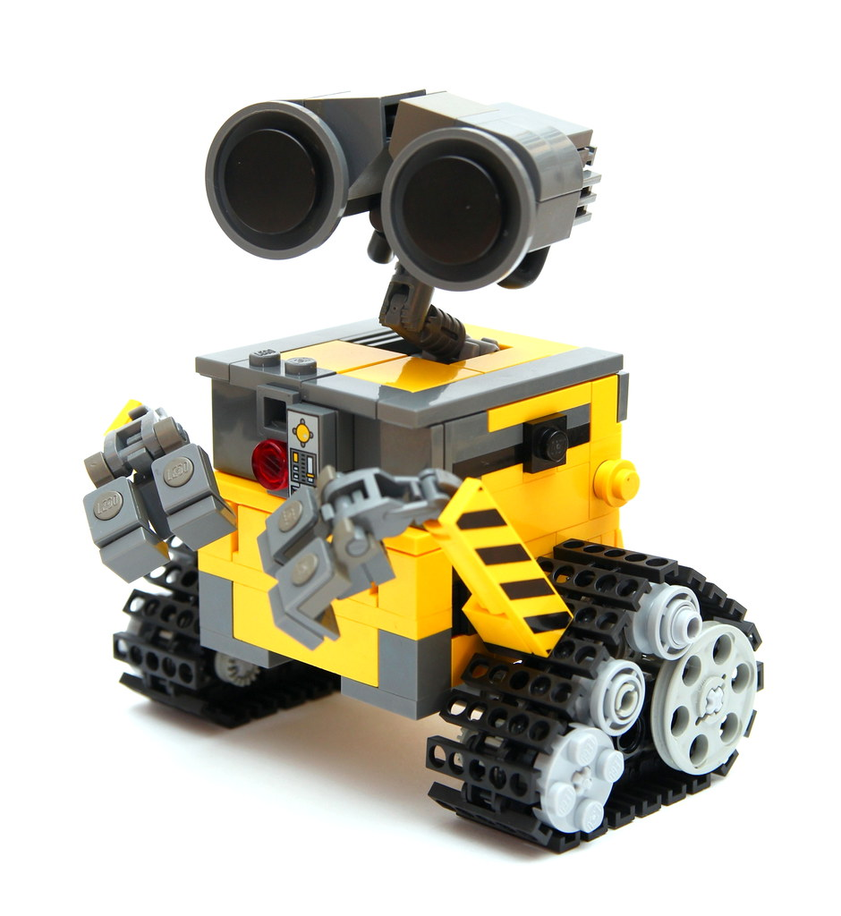 wall e lego games filetelevision. Black Bedroom Furniture Sets. Home Design Ideas
