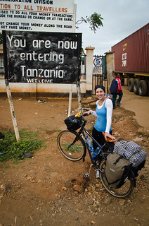 You are now entering Tanzania | by BetterLifeCycle