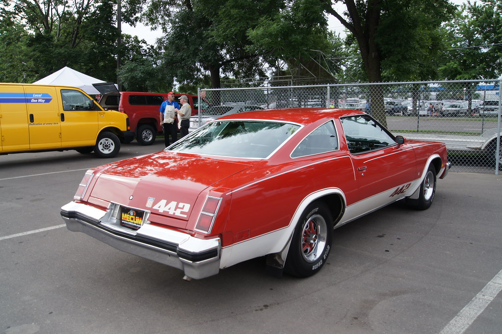 1977 oldsmobile cutlass 442 minnesota street rod for 78 cutlass salon