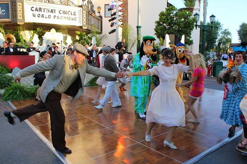 Buena Vista Street opening party | by insidethemagic