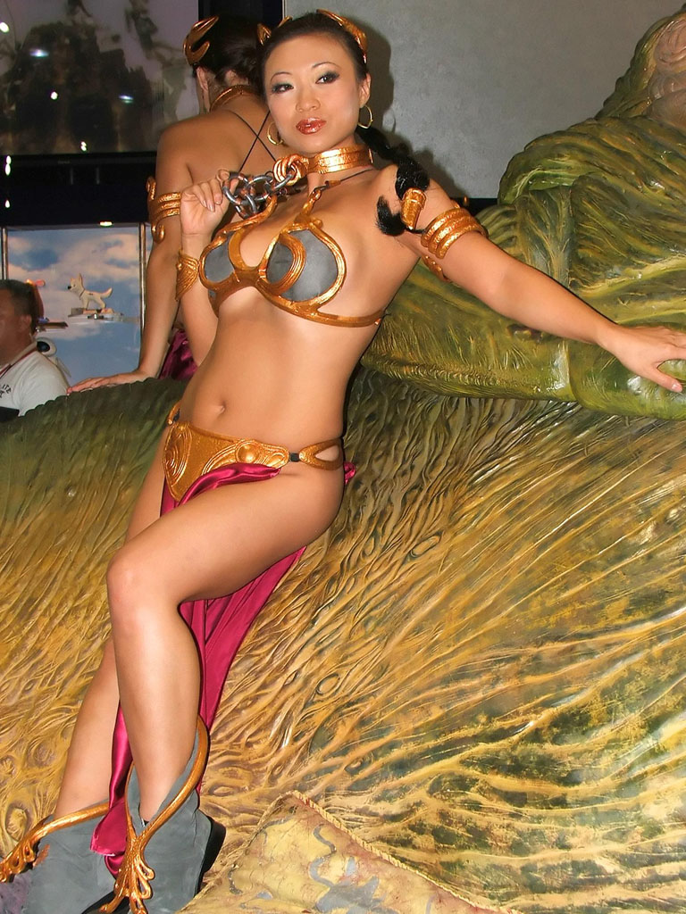 Vr sex with princess leia star wars parody - 1 part 4