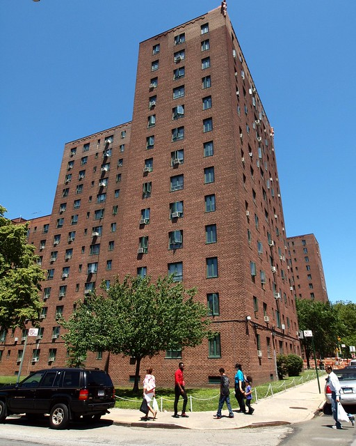Nyc Apartment Complexes: Parkchester Apartment Complex, Bronx, New York City
