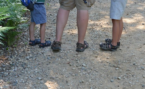 outdoorsy sandals | by chickadee nest {martha}