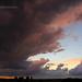 here comes the rain again... (sunset 7/10/2012)