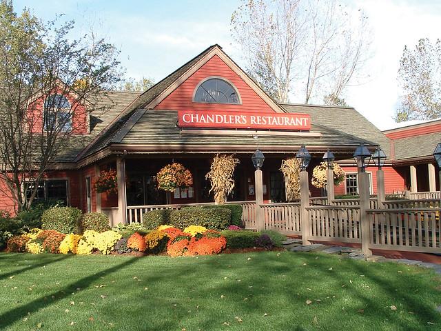 Chandler S Restaurant Yankee Candle Village South Deerfield