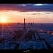 Tour Eiffel la Dame de fer et monsieur la défense Paris