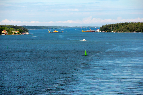 Typical Swedish isles and cottages | by Michela Simoncini