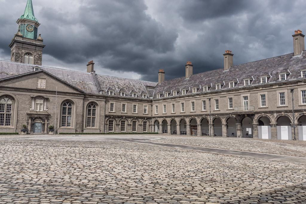 Royal Hospital Kilmainham Dublin Ireland The Royal