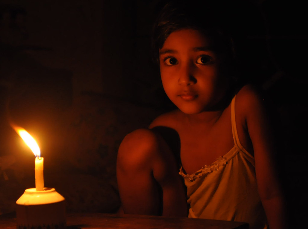 Love And Light Photography A Candle Lit Portrait Of My
