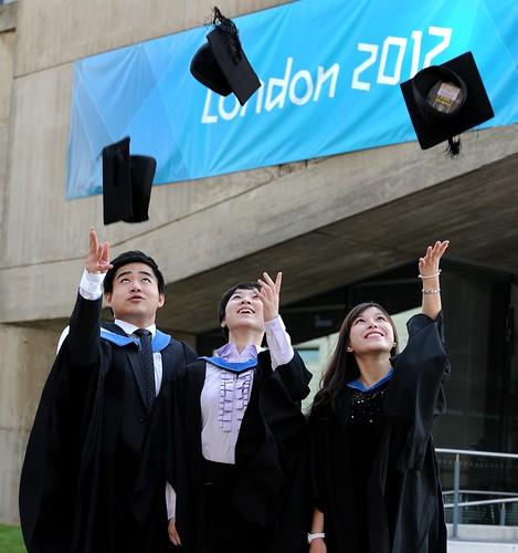 Graduation 2012 | by Brunel University London