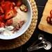 gluten-free strawberry ginger pie!