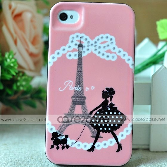more photos 9d43f dc5bc Kate Spade case for iphone 4S /4 Paris | In true kate spade … | Flickr