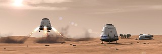 NASA just chose SpaceX to replace the Shuttle for flying astronauts | by jurvetson