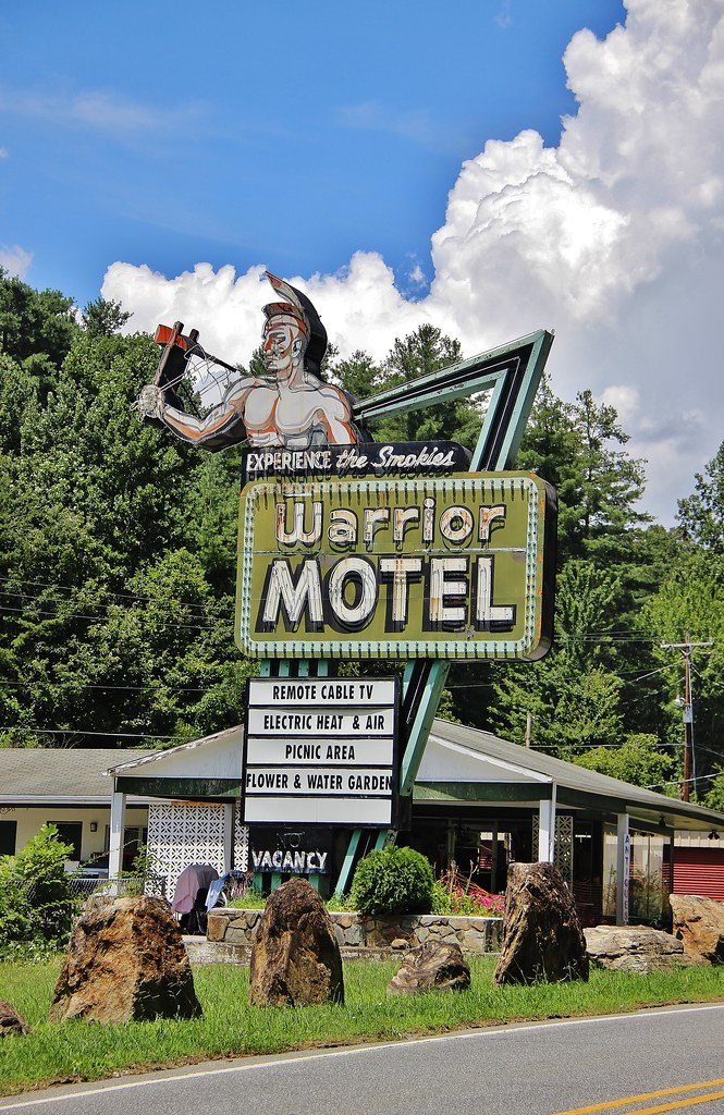 Warrior Motel Cherokee Nc