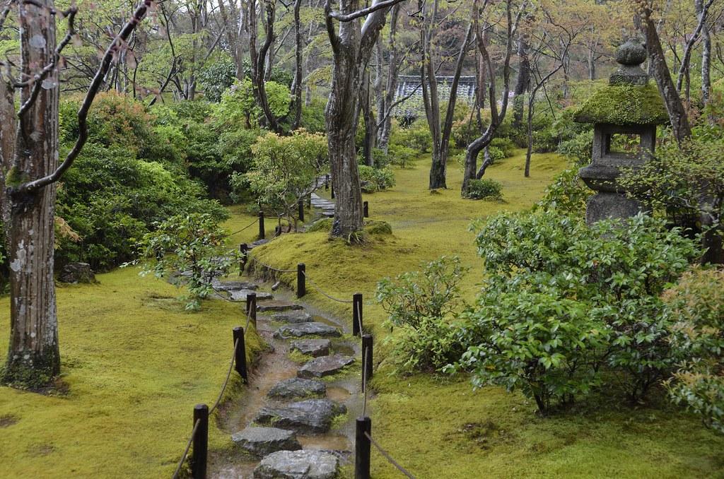 Okochi Denjiro garden