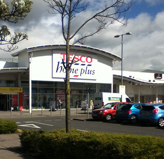 tesco home plus forge retail park telford another. Black Bedroom Furniture Sets. Home Design Ideas