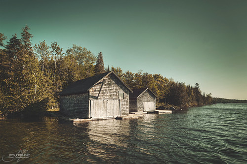 old boat house | by CrumpJ