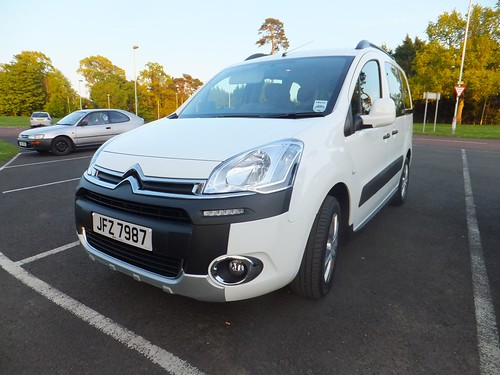 citroen berlingo multispace xtr 115bhp 2012 044 david heatley flickr. Black Bedroom Furniture Sets. Home Design Ideas