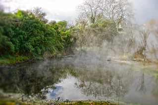 Steam pond | by Tim Bow Photography
