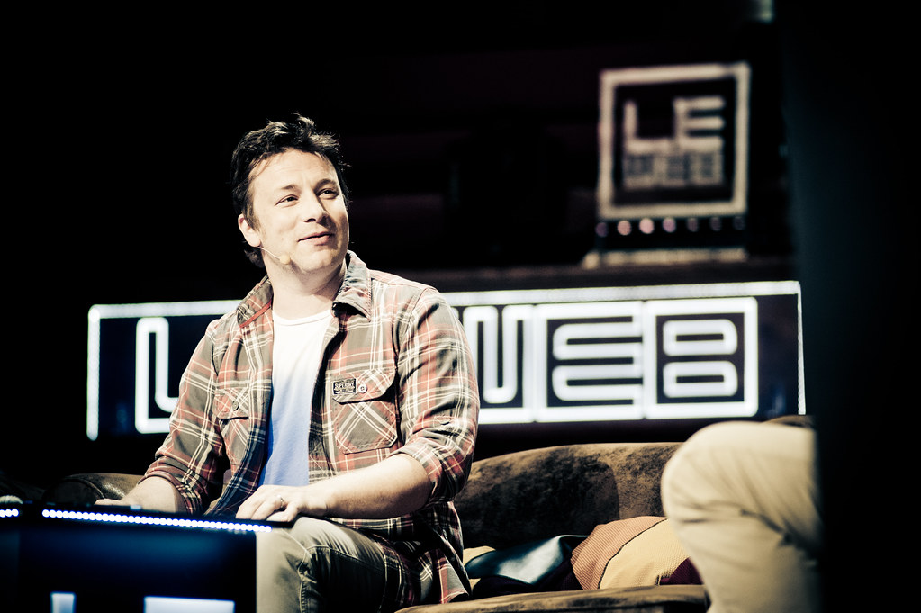 jamie oliver television personality kevin systrom co f flickr. Black Bedroom Furniture Sets. Home Design Ideas