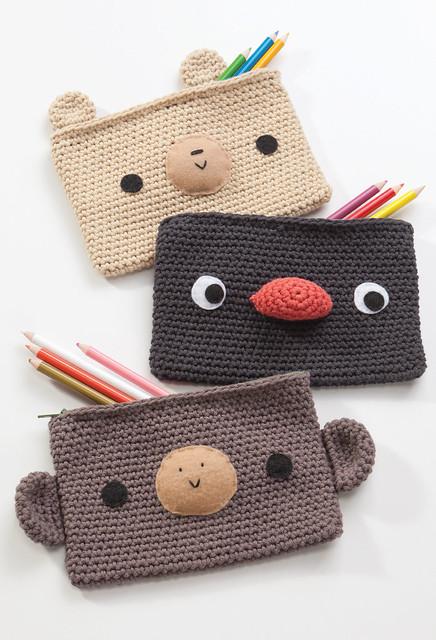 Crochet Pencil Cases   Flickr - Photo Sharing!