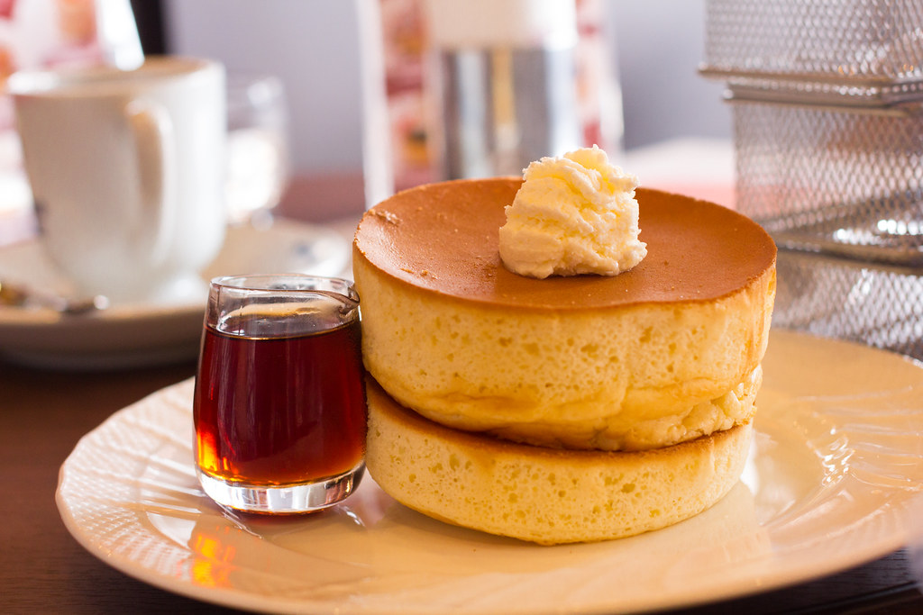 Souffle Pan Cake