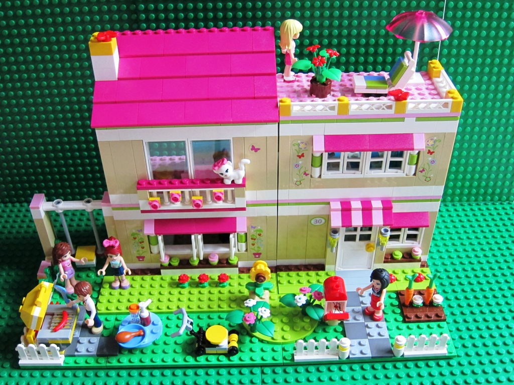 Images Of Lego Friends Olivias House Spacehero