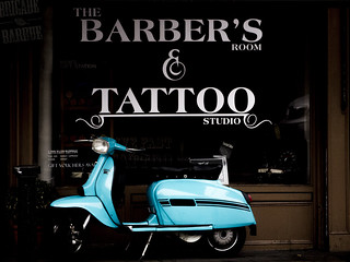 Barber's & Tattoo/Barbier & Tatoueur | by patasol_02