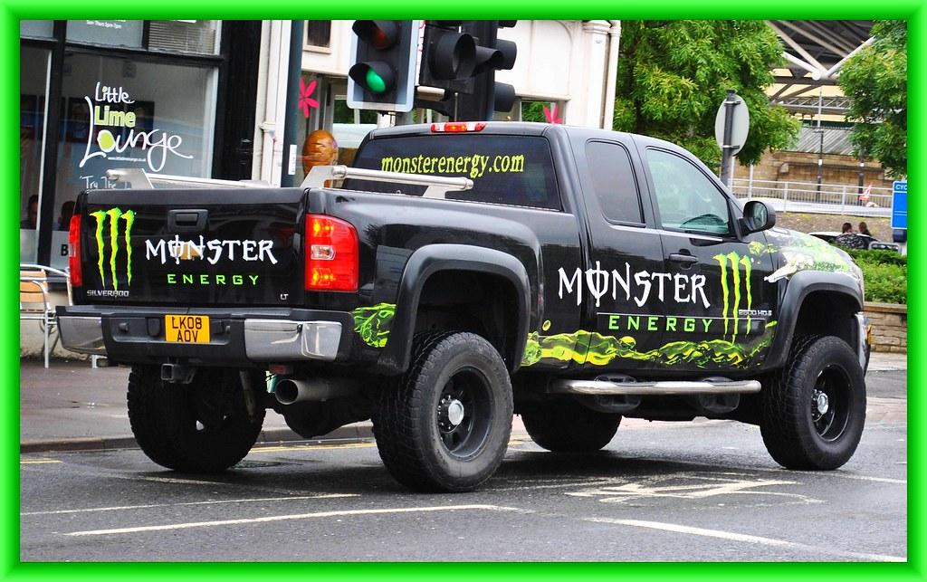 Image Result For Monster Truck With