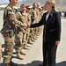US Secretary of State Hillary Rodham Clinton in Afghanistan [Image 4 of 4]