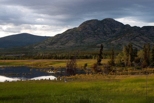 Most Beautiful Yukon Scene | by Krista Funk's Photos