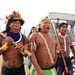 Xikrin Kayapo leaders in Altamira
