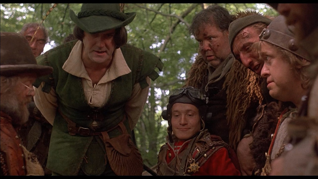 Apple adaptera en série le génial Time Bandits (Bandits, bandit) de Terry Gilliam ! dans Films series - News de tournage 7569045306_a17ca3fc6e_b