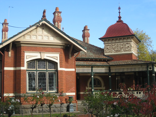 A Queen Anne Mansion - Ballarat