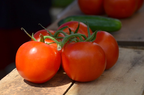 Tomatoes in season | by afagen