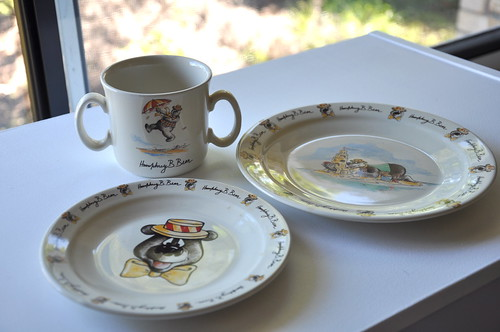 Humphrey DInner Set | by House of Lane