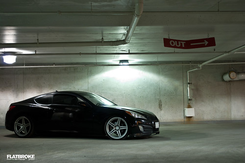 Genesis Coupe | IC-S5 | by Incurve Wheels