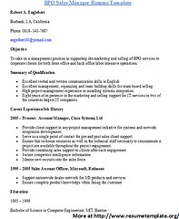 resume for cvs cvs resume paper business process outsourcing bpo resume templates flickr