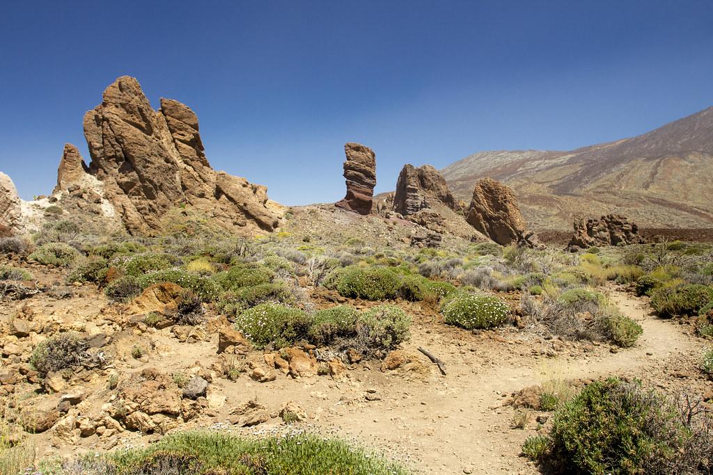 El Roque Cinchado - Tenerife