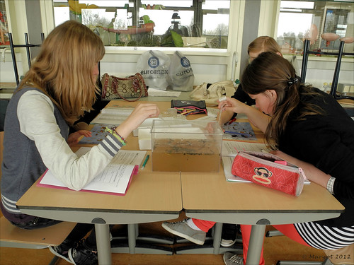 Research at school... | by ♥Margot♥