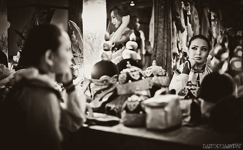 back stage | by Bagi.Max
