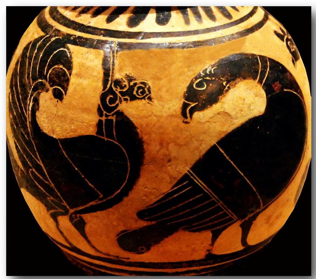 Ancient greek pottery decoration 188 hans ollermann flickr for Ancient greek pottery decoration